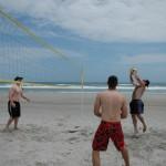 2010 Memorial Day Beach Volleyball