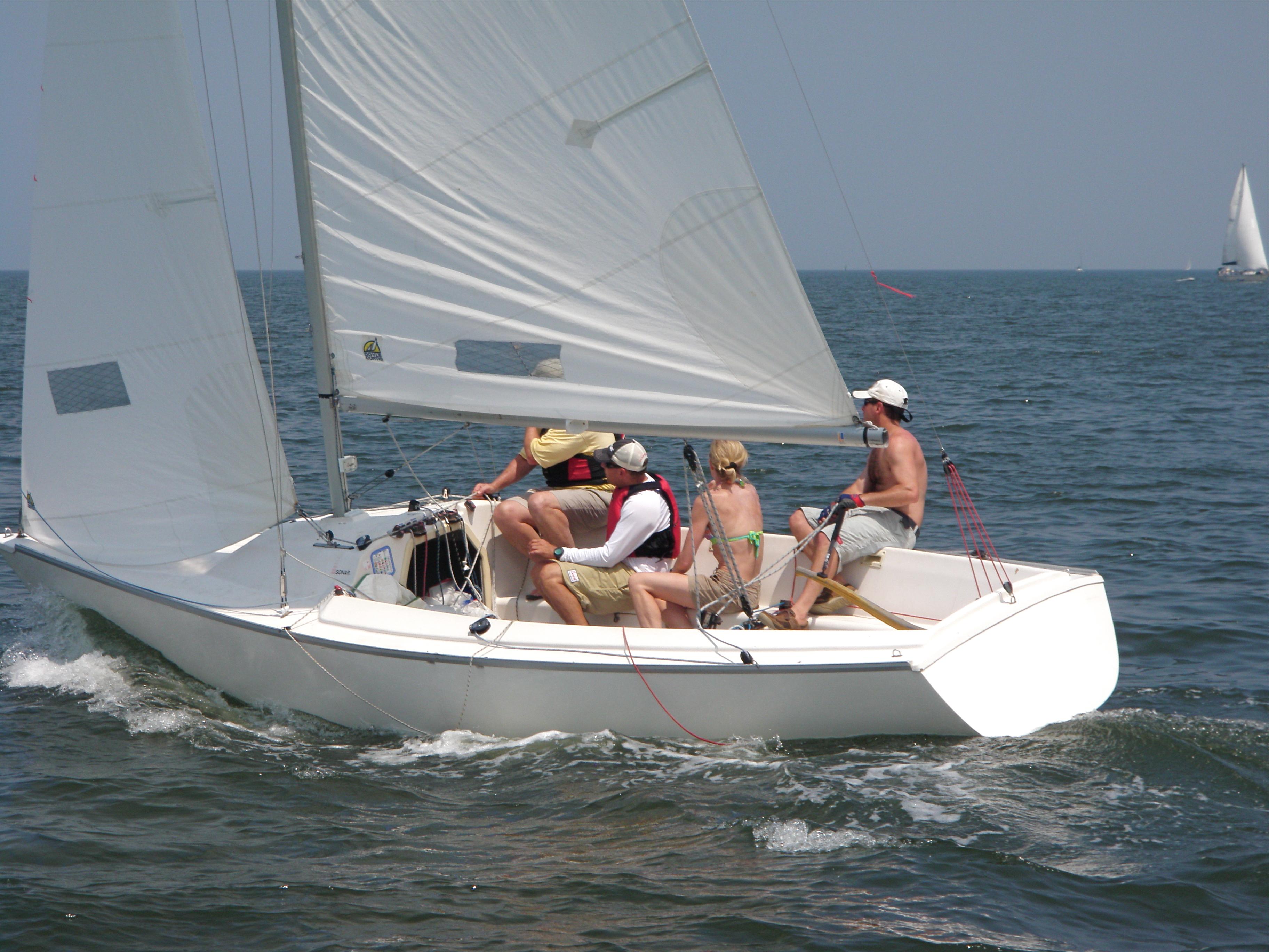 Sonar Sailing | Jon Deutsch