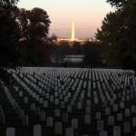 Washington Monument/Arlington Cemetary HDR