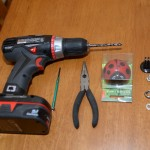 GoPro Timer Parts and Tools