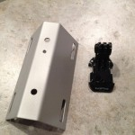 GoPro Mast Mount easy on/off bracket and GoPro helmet mount