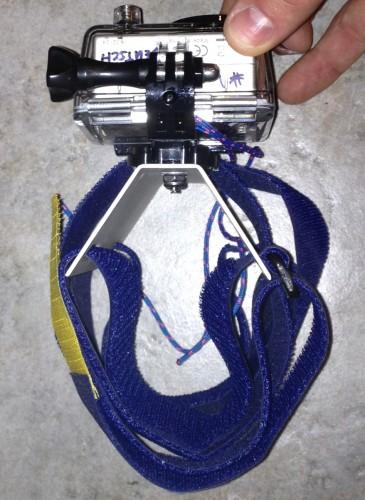 GoPro Mast Mount Velcro