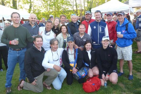 2013 Annapolis NOOD - Friday - FBYC Sailors