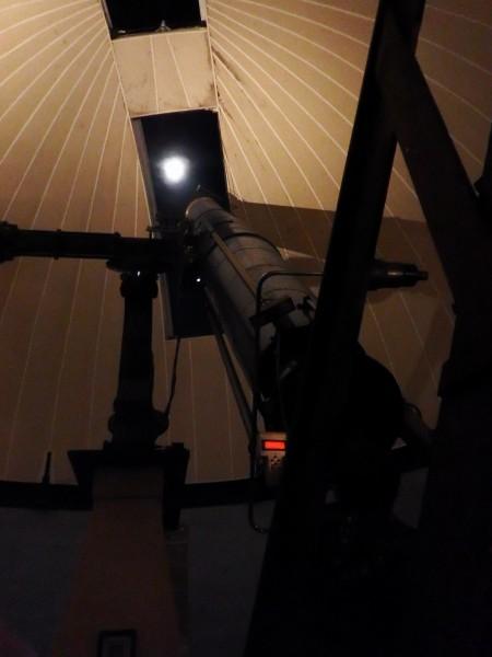 McCormack Observatory Telescope