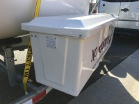 Completed Dock Box ventilation